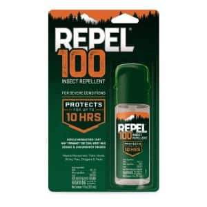100 Insect Repellent 1 oz Pump Spray