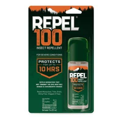 100 Insect Repellent 1 oz Pump Spray