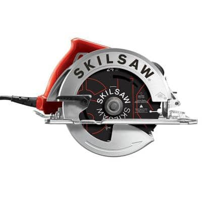15 Amp Corded Electric 7-1/4 in. Circular Saw with 24-Tooth Carbide Blade