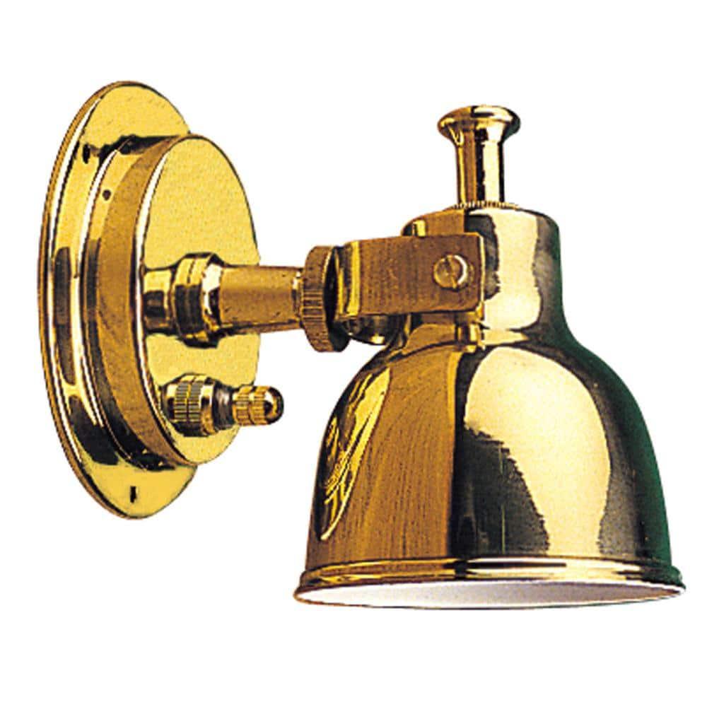 Sea Dog 400400-1 Small Brass Berth Light