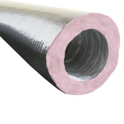EverClean 14 in. x 25 ft. HVAC Ducting - R8