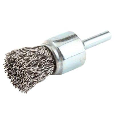 3/4 in. Crimped End Brush