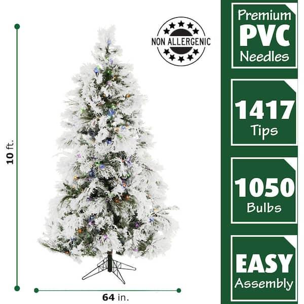 1 5 3 6 10 M Weihnachten Baum Schnee Flocken Fee Lichter Schneebälle Led String Lichter Xmas Party Home Garten Girlande Dekoration Licht