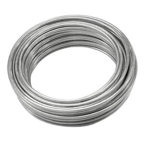 25 ft. 55 lb. 16-Gauge Galvanized Steel Wire