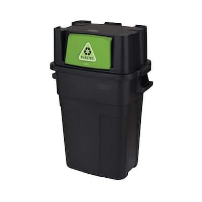 30 Gal. Stackable Indoor Recycling Bin