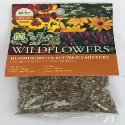 Hummingbird and Butterfly Mix Seed