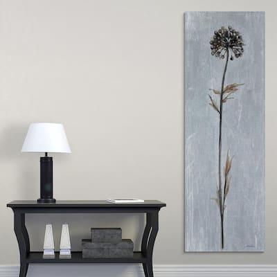 """Cool Botanicals I"" by Liz Jardine Canvas Wall Art"