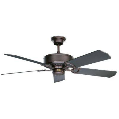 Shermer 60 in. Oil Rubbed Bronze Ceiling Fan with 5 Blades