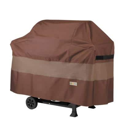 Ultimate 82 in. L x 26 in. W x 52 in. H BBQ Grill Cover