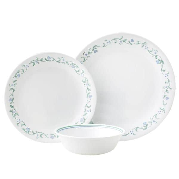 16 Pieces Corelle Country Cottage Dinnerware