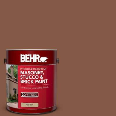 1 gal. #PFC-20 Coronado Flat Interior/Exterior Masonry, Stucco and Brick Paint