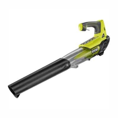100 MPH 280 CFM ONE+ 18-Volt Variable-Speed Lithium-Ion Cordless Jet Fan Leaf Blower (Tool-Only)