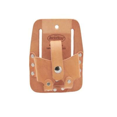 Leather Measuring Tape Holder