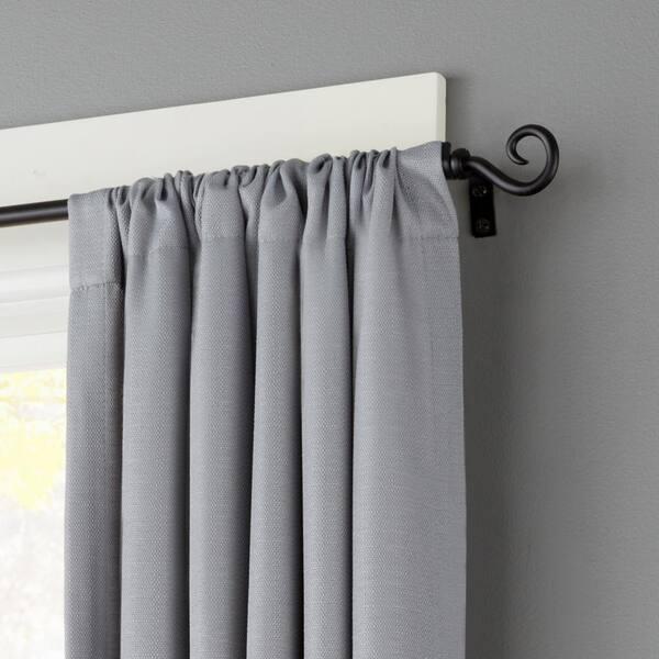 iSelect Home Decor Quinn 1316 Curtain Rod