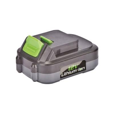 12-Volt Lithium-Ion Rechargeable Battery Pack Replacement