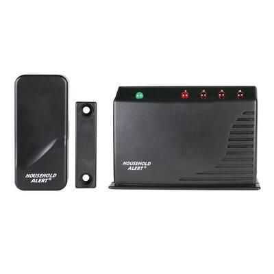 Door/Window Alarm and Alert Set