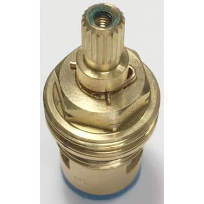 1/2 in. Ceramic Cartridge for Jado and Luxury Brand Faucets (Cold)