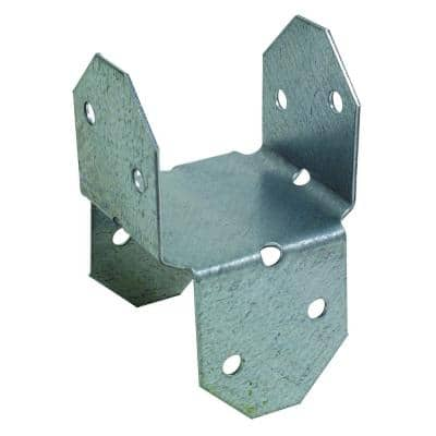 RTB 20-Gauge Galvanized Rigid Tie Bracket for 2x2 Nominal Lumber