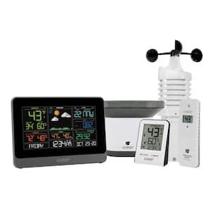 Wireless Wi-Fi Professional Weather Center