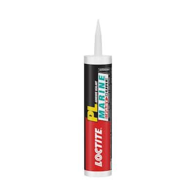 PL Marine 10 fl. oz. Fast Cure Adhesive Sealant