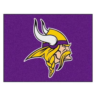 NFL - Minnesota Vikings Rug - 34 in. x 42.5 in.