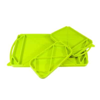 GeckoGrip Flexible Tool Tray (3-Pack)