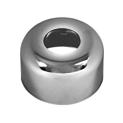 1-1/4 in. Chrome-Plated Steel Box Flange Escutcheon Plate