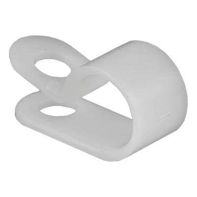 """3/8"""" I.D. Convoluted Slit Loom Tube Clamps (25-Pack)"""