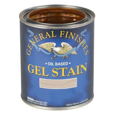 1 qt. White Oil-Based Interior Wood Gel Stain