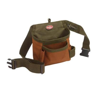 10 in. 5-Pocket Handyman's Holster Tool Pouch
