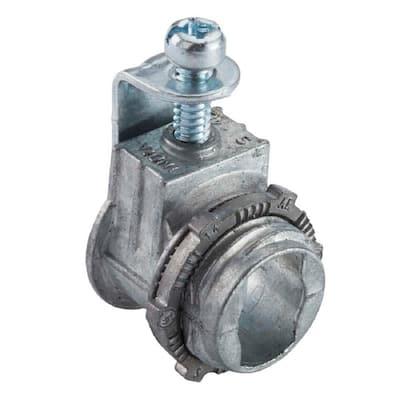 3/8 in. Flexible Metal Conduit (FMC) Saddle Connectors (50-Pack)