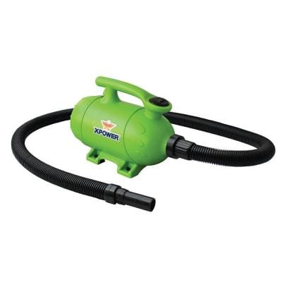 2 HP Green Pro-At-Home Pet Dryer with Vacuum