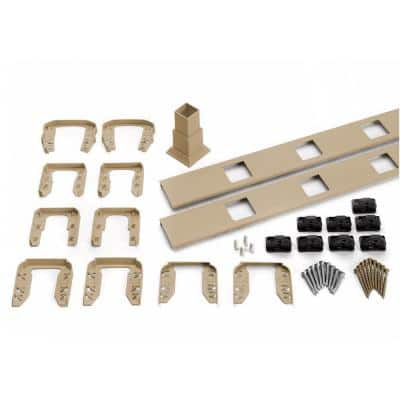 Trex 91.5 in. Transcend Rope Swing Accessory Infill Kit for Square Composite Balusters-Stair