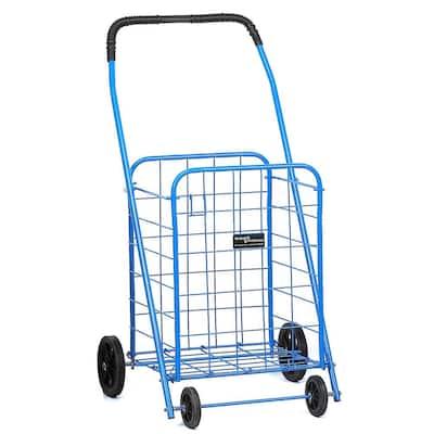Shopping Cart Mitey-A in Blue