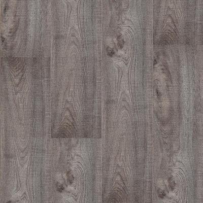 Sterling 36 in. Width Rustic Grey Water Resistant Peel & Stick Vinyl Plank Flooring (15 sq. ft./case)