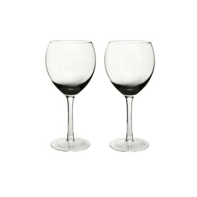 Halo 16.9 oz. Red Wine Glasses (Set of 2)