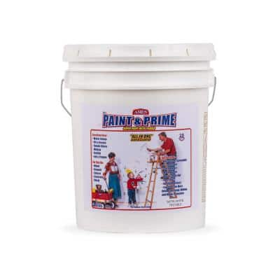 Paint and Prime-5 gal. All in One Elastomeric Primes and Paints