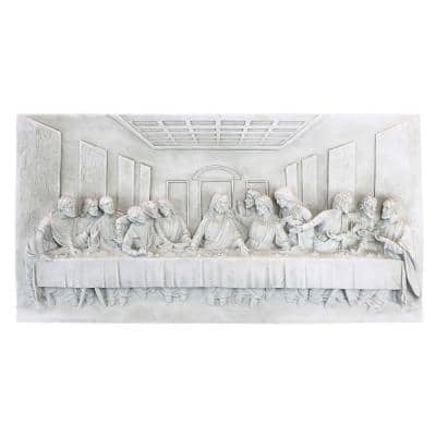 12 in. x 23 in. The Last Supper Wall Frieze