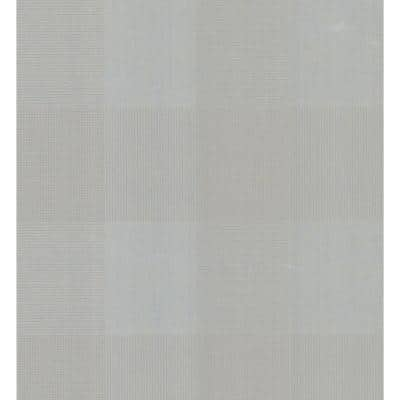 Geometric Plaid Paper Strippable Roll Wallpaper (Covers 56.38 sq. ft.)