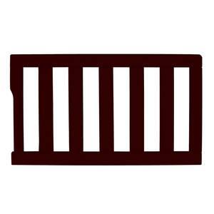 Universal Chocolate Toddler Rail
