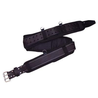 Padded Tool Belt with D-Rings