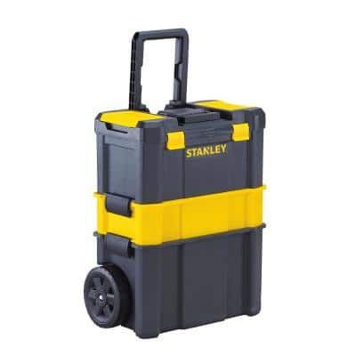 Essential 19 in. 3-in-1 Detachable Mobile Work Box