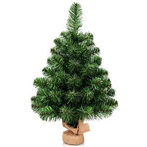 2 ft. Season Decoration PVC Artificial Small Christmas Tree