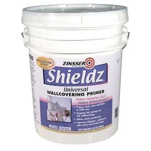 Shieldz 5 gal. Water-Based Universal Wallcovering Primer and Sealer