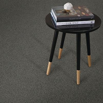 Developer Concrete Loop 24 in. x 24 in. Carpet Tile Kit (18 Tiles/Case)