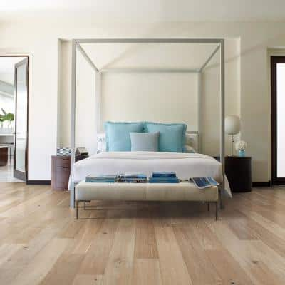 French Oak Dunes 1/2 in. T x 7-1/2 in. W x Varying L Engineered Hardwood Flooring (23.32 sq. ft./case)