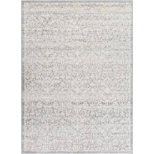 Byrne Ivory 5 ft. 3 in. x 7 ft. 3 in. Area Rug