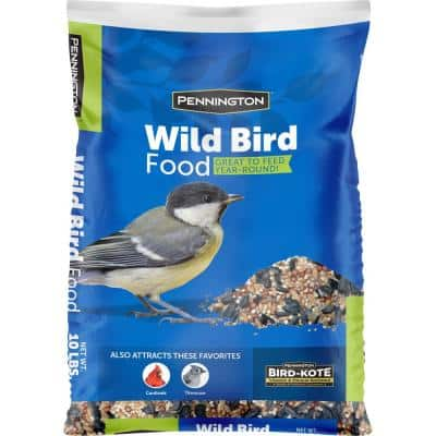 10 lbs. Wild Bird Seed Food
