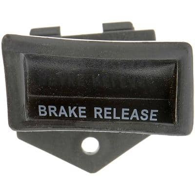 Emergency Brake Release Handle And Cable