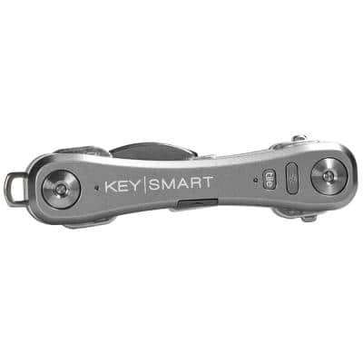 Pro Compact Multiple Key Holder with Tile Smart Location in Slate